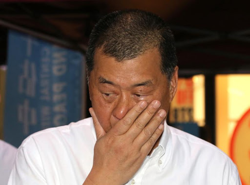 【上海炮兵社区app服务】_做贼心虚?黎智英卖惨称自己或有比坐牢更严重后果