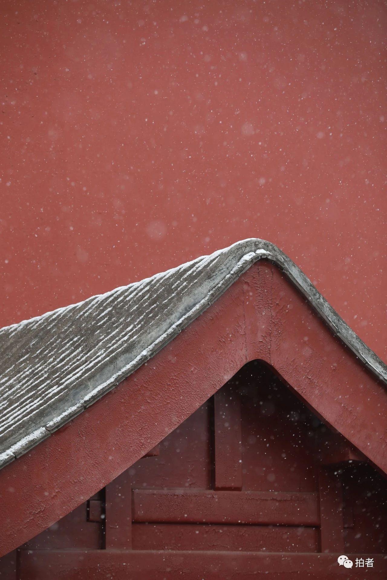 北京初雪最全图集来了!一文看遍城里城外 最新热点 第9张