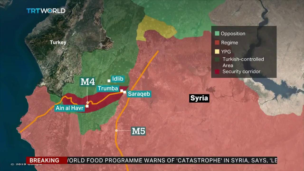 伊德利卜谈谈打打停停?不会成为叙利亚战争转折点