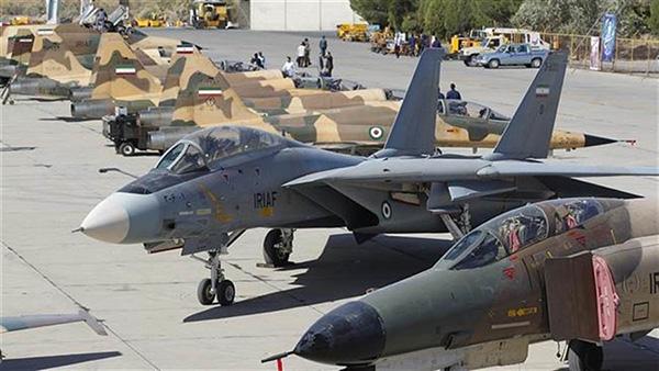 伊朗装备的F-14战斗机