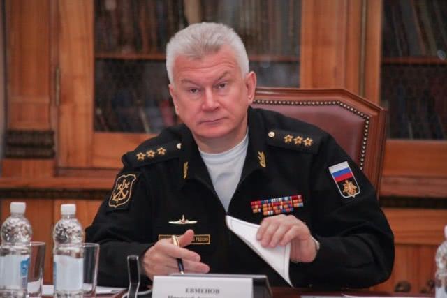 俄海军司令:正在研制的第五代核潜艇将有AI战斗控制系统