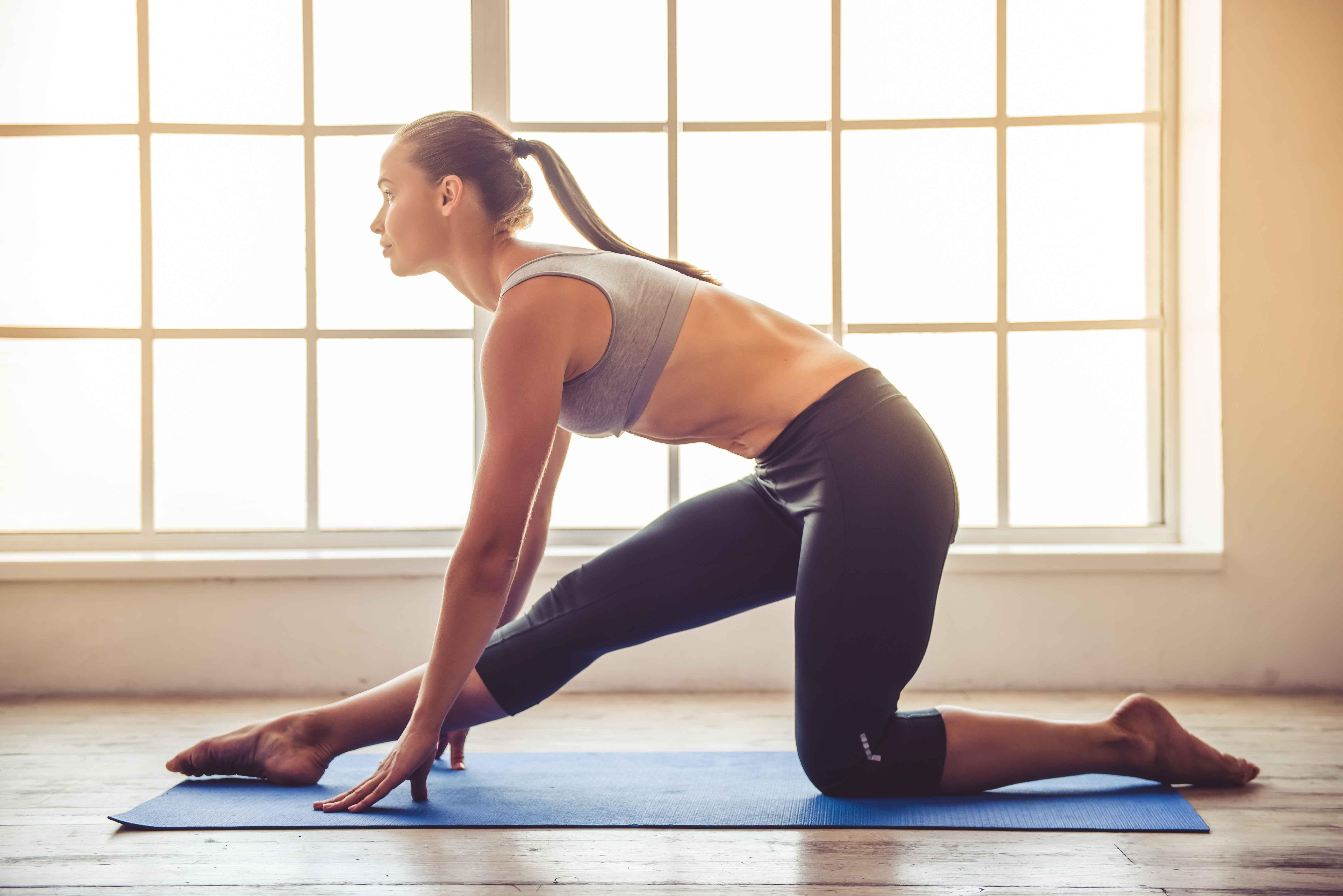 疫情当下,宅在家里怕发胖?7种室内运动方法,一次性让你知道