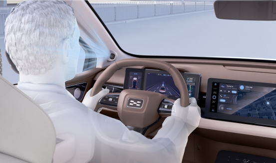 [精彩]爱驰汽车携手浪潮,助力U5打造个性化驾驶AI