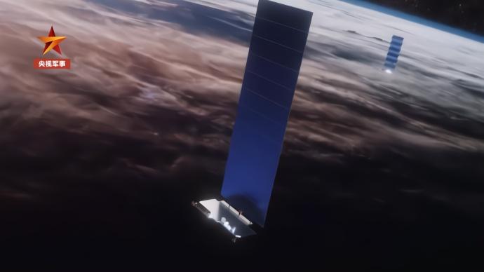 """美军推出 """"星链计划"""",200颗卫星将为反导系统放哨"""