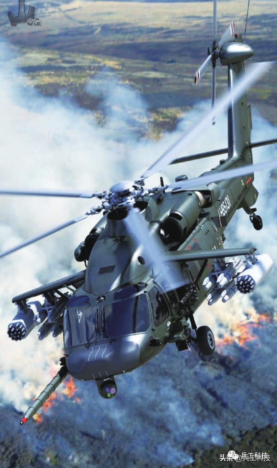 火力异常凶猛,直-20未来会挂载哪些机载武器?