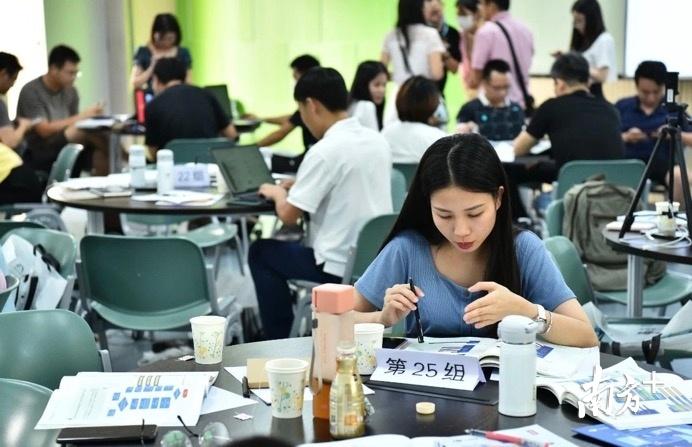 人工智能进校园,东莞首批150名骨干教师完成培训