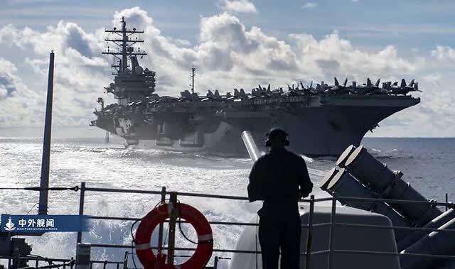 美国防长:考虑退役两艘核动力航空母舰