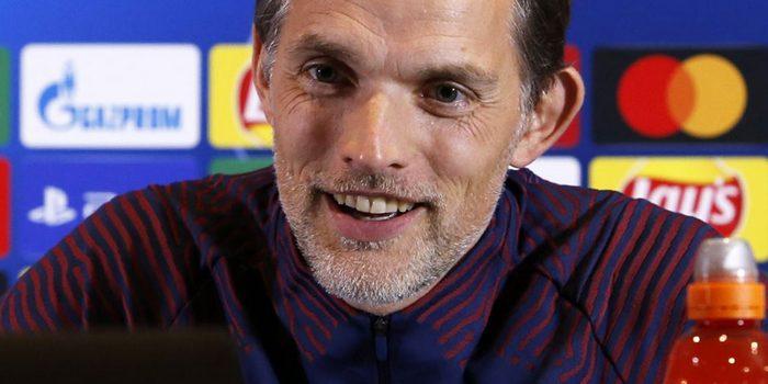 图赫尔:这是与莱比锡、曼联后的第三场决赛,目标是赢球