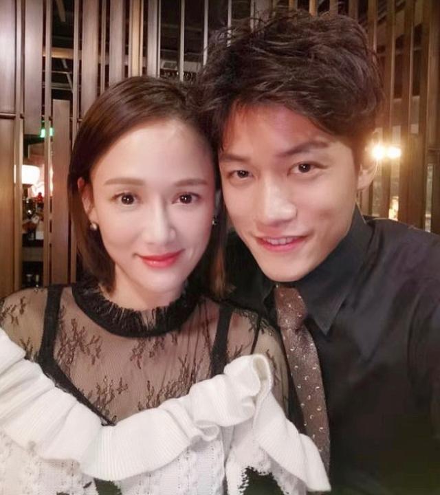 陈乔恩41岁生日,男友高调晒照隔空示爱,大呼她是女王