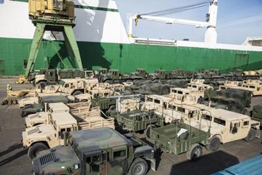 为尽快弥补海运战备能力,美海军将采购二手货船