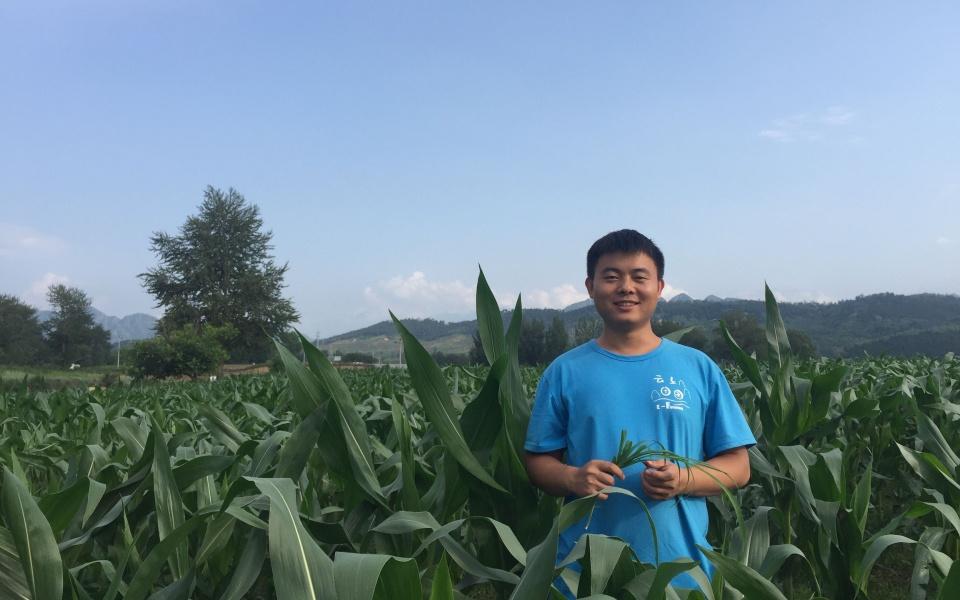 【百度搜索排名】_中科院物理博士返乡种地:做农业比我想象中更难