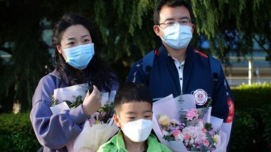 """为祖国母亲点赞-2020""""海淀区最美家庭""""揭晓活动成功举办"""