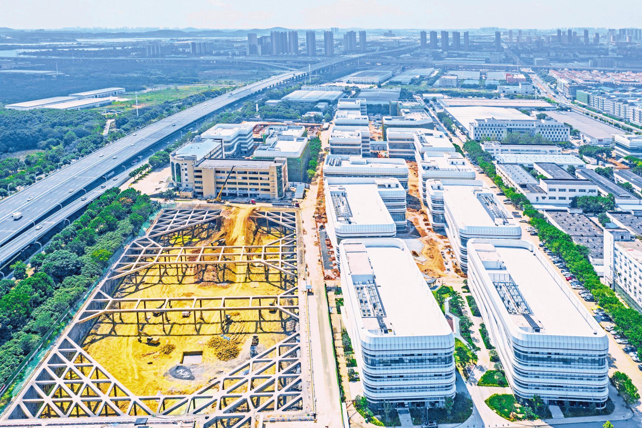 武汉人工智能园已入驻十余名企