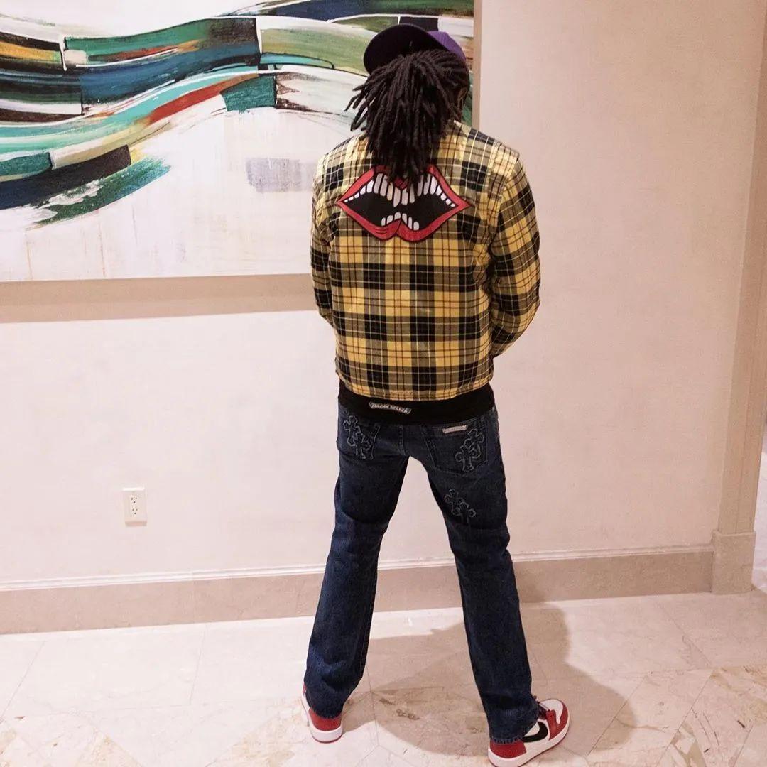 壁纸 | Migos的Quavo向你展示——这就是街头 娱乐头条 第3张