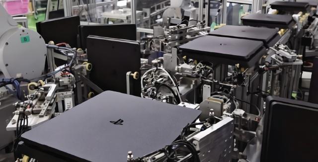 PlayStation已实现全自动化组装 30秒一台