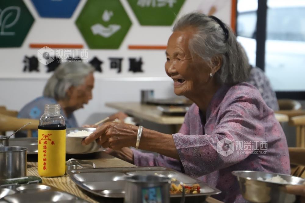 江西:《幸福食堂》打造乡村生活新模式 江西宜春上高县