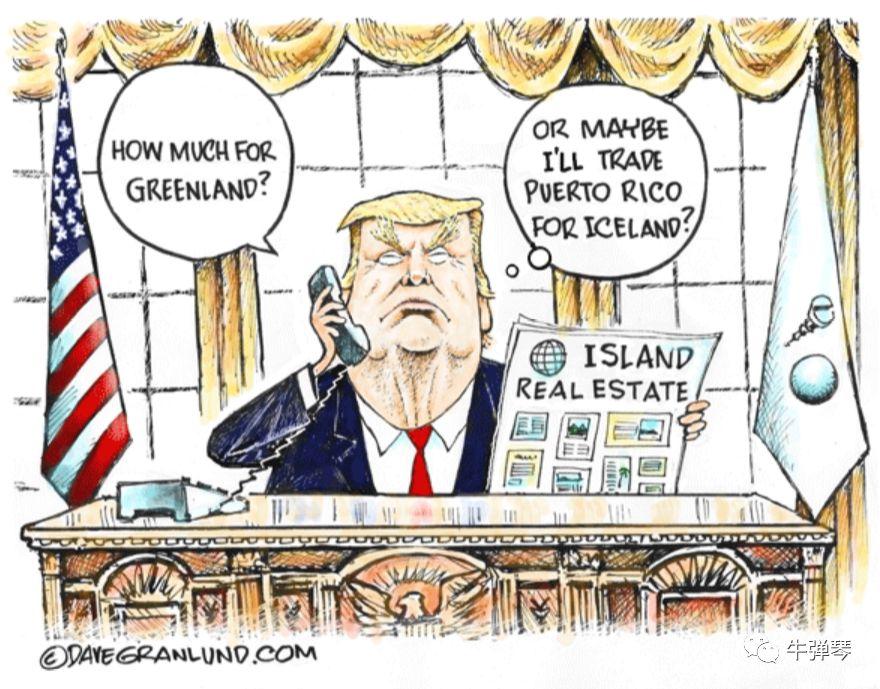 【八方通宝】_谁说美国不买格陵兰岛了?他们这次来暗的了
