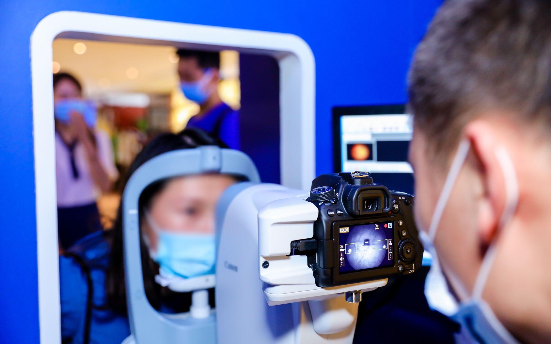 爱康集团 用人工智能和大数据做健康守门人