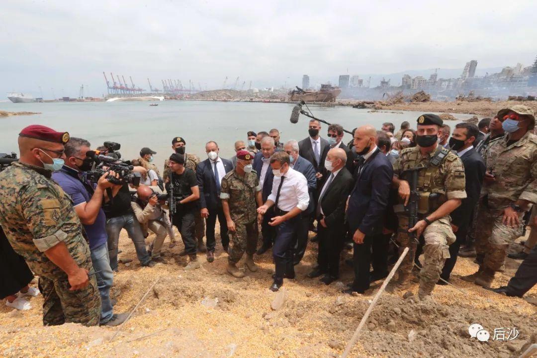 【每天】_黎巴嫩大爆炸!当年引美军进门时,悲剧就已注定