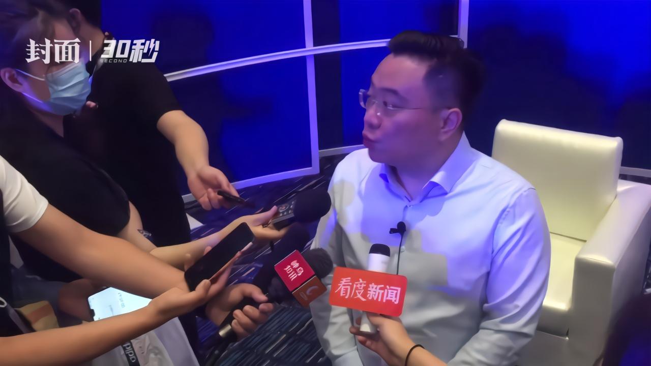 30秒 京东技术委员会主席、京东智联云总裁周伯文:科技、人才是经济发展的重要推动力