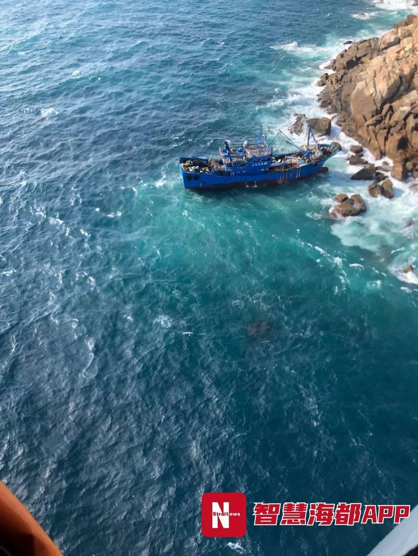 【百合亚洲天堂】_4人遇难4人失联!福建一艘渔船在汕头南澳岛附近触礁