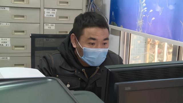西藏小伙留在湘潭,坚守防疫第一线