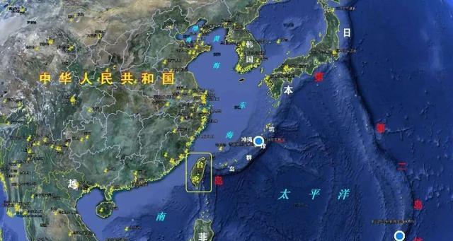 台湾位置有多重要