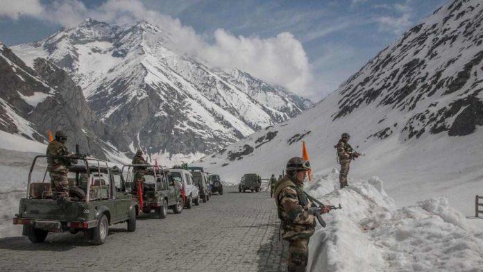 【免费快猫网址培训】_印军数十年来首次在中印边境鸣枪威胁 中方已采取应对措施