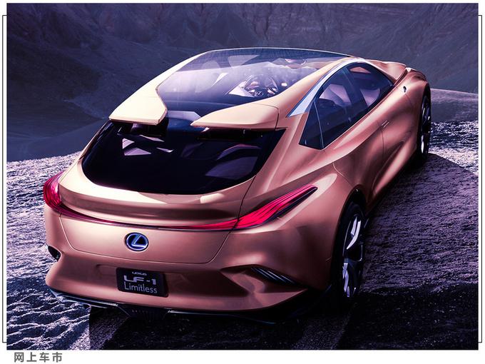 雷克萨斯全新SUV曝光命名TX/或为RX轿跑版-图4