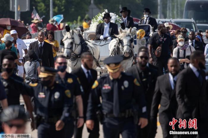 联合国官员呼吁美国消除执法中的系统性种族主义