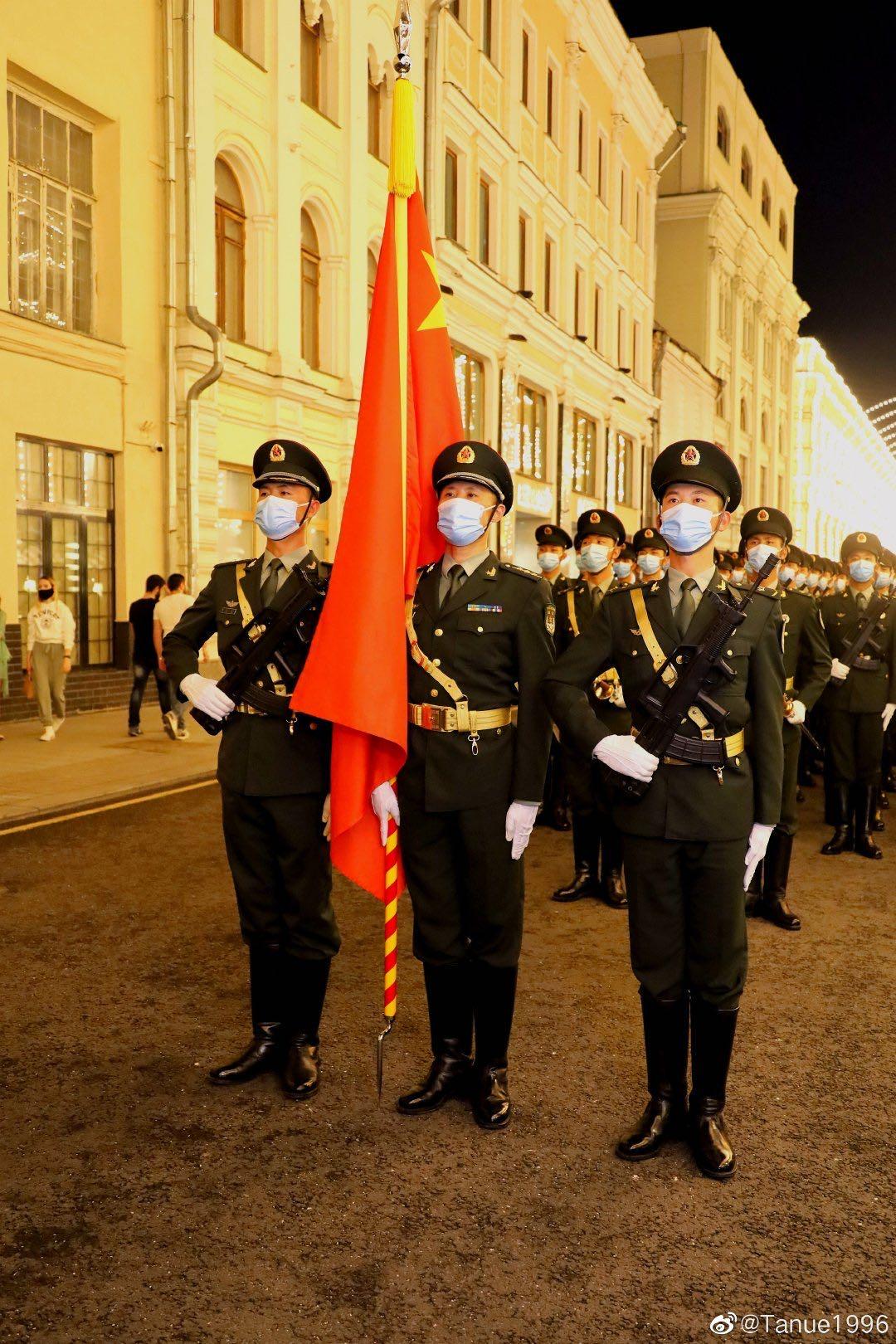 大长腿来袭、新武器亮相……今日俄罗斯阅兵,这些亮点提前看