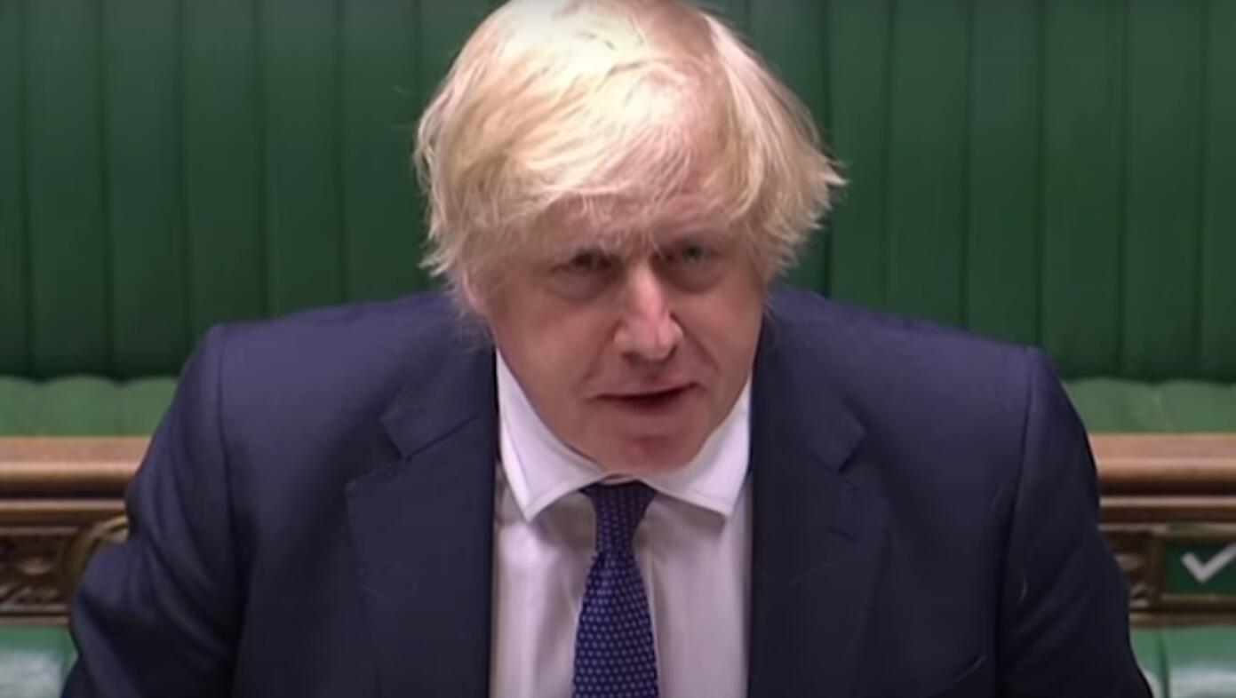 【千度快手】_约翰逊敞开港人移民大门 英国有人不乐意了