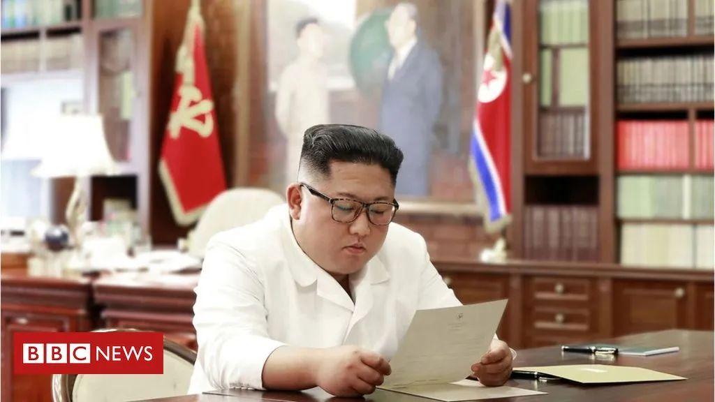 """""""疫情泥潭""""美国致信""""疫情净土""""朝鲜:我想来帮你"""