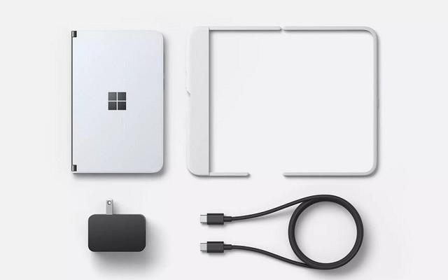 微软将为Surface Duo推全方位保护套