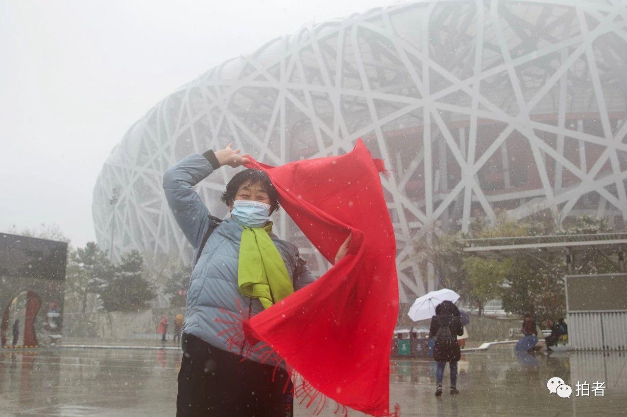 北京初雪最全图集来了!一文看遍城里城外 最新热点 第4张