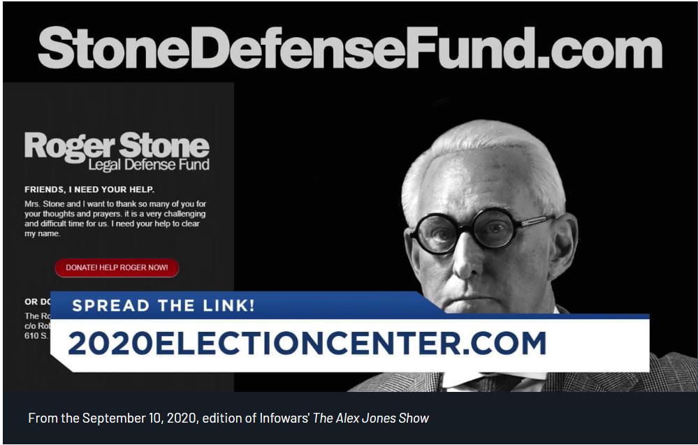 斯通发言节目封面图,图源:美国媒体问题组织