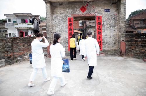 """关爱长者股票 !前海人寿广州总医院开展""""股票 常相伴""""公益医疗服务活动"""