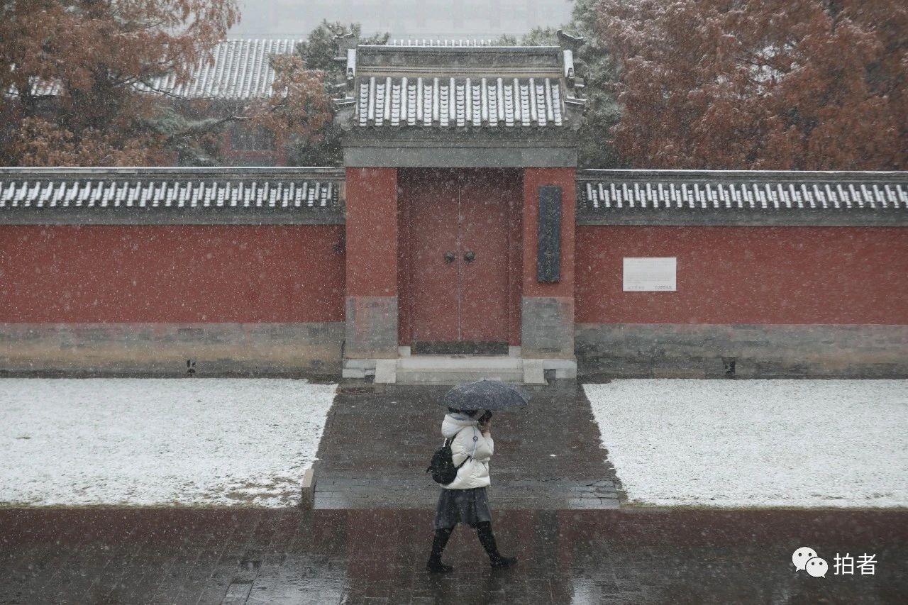 北京初雪最全图集来了!一文看遍城里城外 最新热点 第8张
