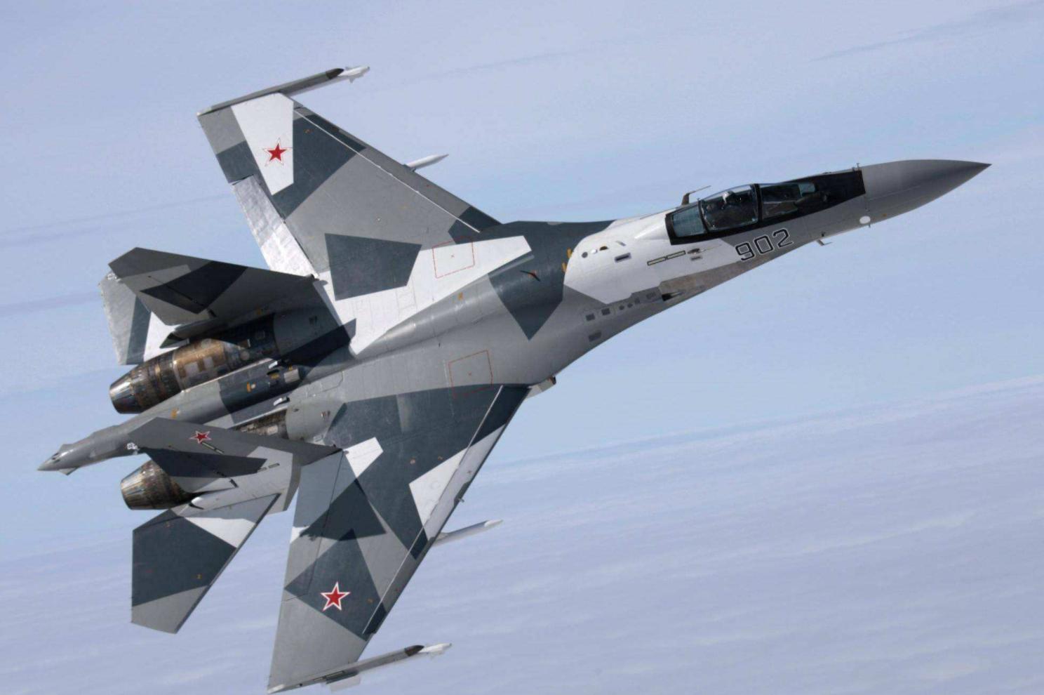 印度空军认为苏35远不如阵风