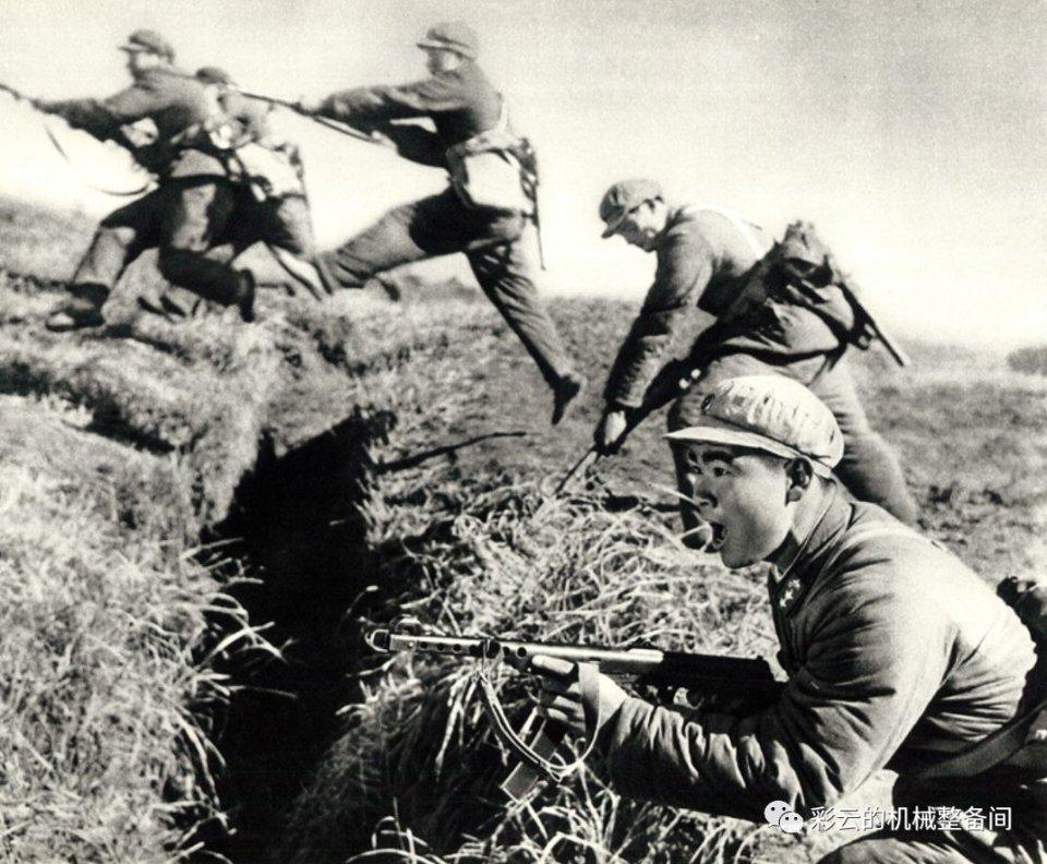 为何我军步兵班长期混编半自动步枪和冲锋枪,不全面普及56冲?