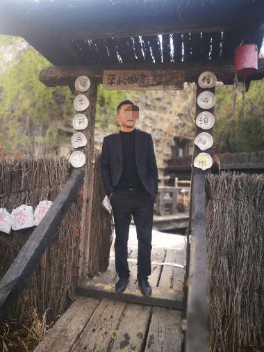 张士松生前照片。(受访者供图)