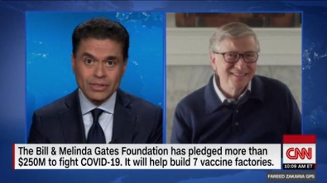新冠疫苗何时能投入规模化生产?比尔·盖茨给出预测