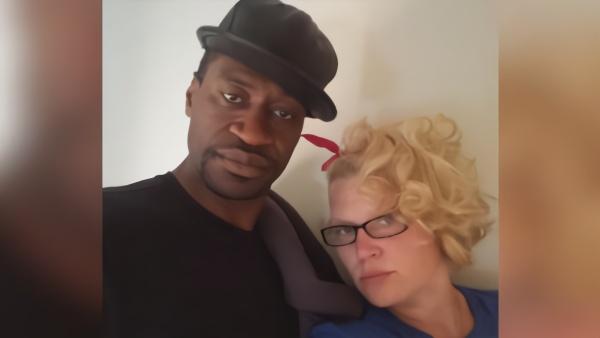 非裔男子未婚妻:他希望爱与和平,非仇恨