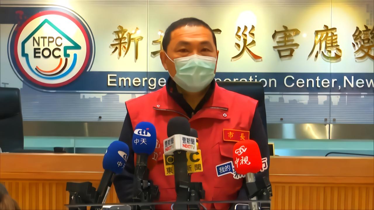 台海军爆发新冠群聚感染 台南市长炮轰:罄竹难书!
