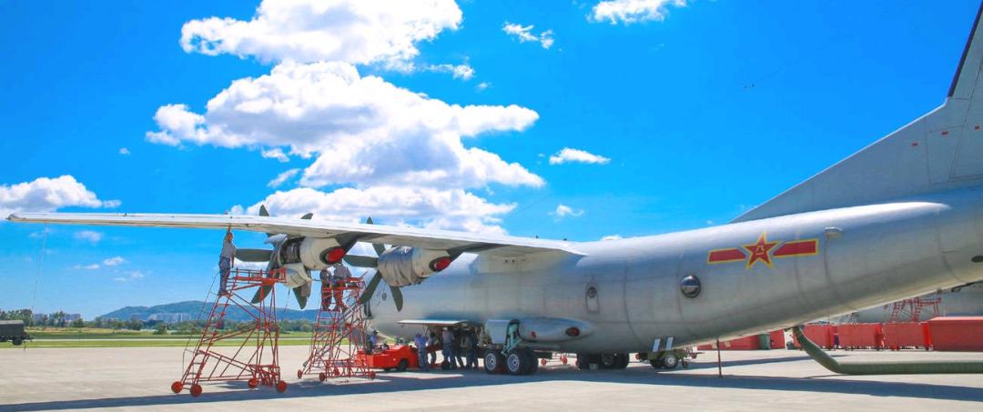 【义乌亚洲天堂】_解放军军机又来打卡了!绿媒:把台空域当自家后院