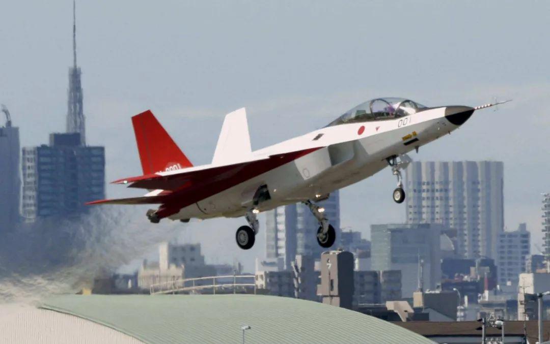 自强还是逼F35降价?日本决心5年内自研隐身战机