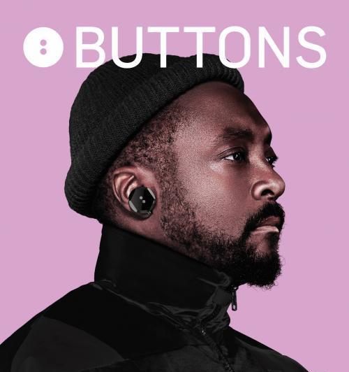 BUTTONS用科技带来音乐时尚新方式