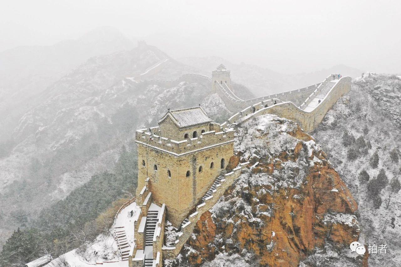 北京初雪最全图集来了!一文看遍城里城外 最新热点 第30张
