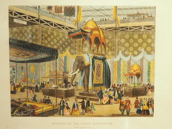 《19世纪工业艺术——1851年英国伦敦世博会各国精选展品图集》之一