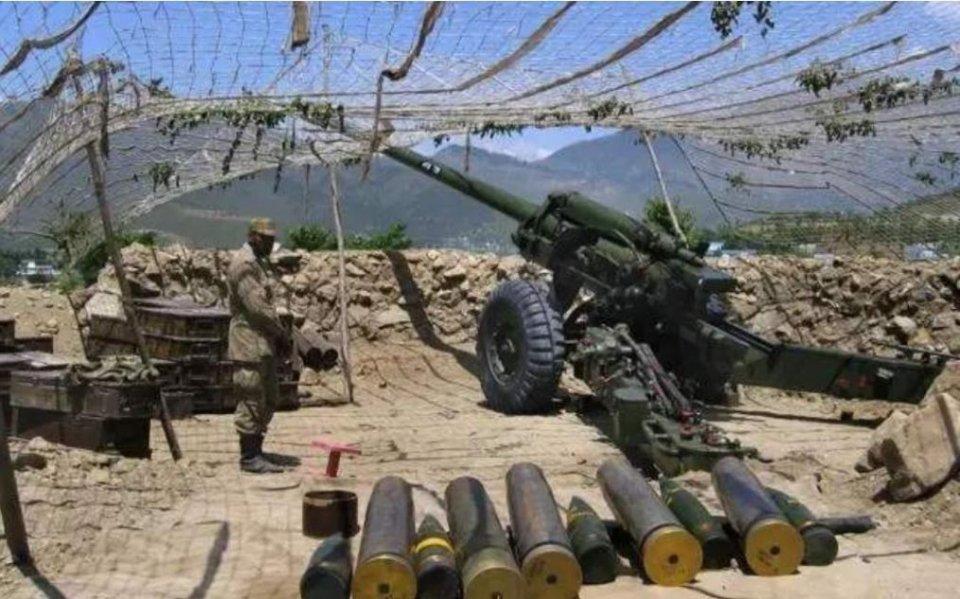 炮兵阵地几个月不挪窝 雷达能8秒锁定 印军为何不怕?